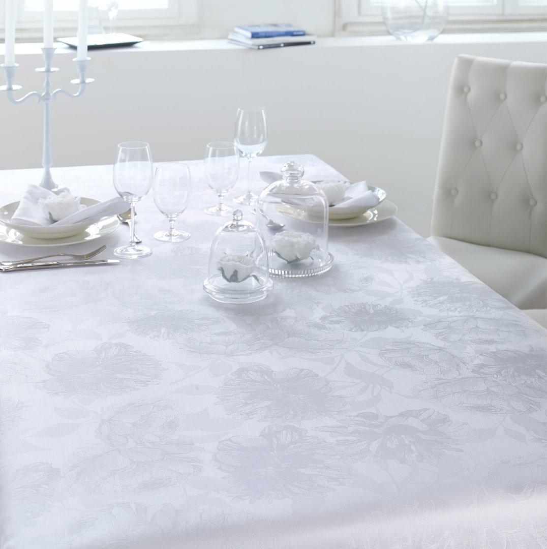 curt bauer diana damast tischw sche boudoir. Black Bedroom Furniture Sets. Home Design Ideas