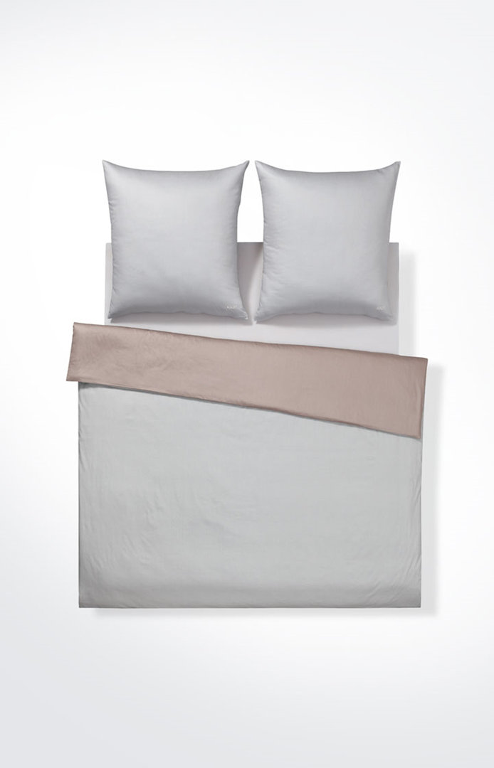 joop micro pattern mako satin bettw sche haselnuss 07. Black Bedroom Furniture Sets. Home Design Ideas