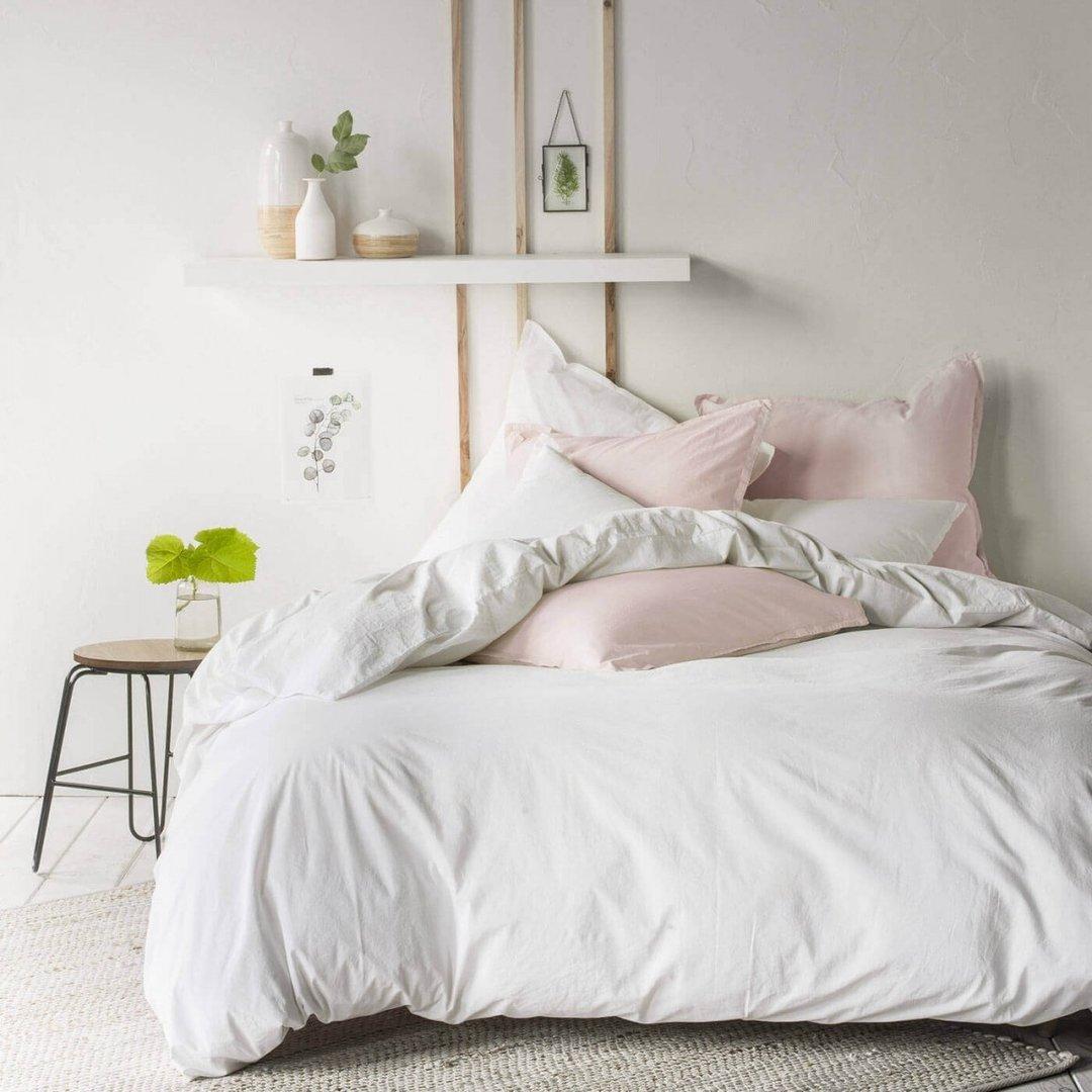 Essix Soft Line Stone Washed Bettwäsche Verschiedene Farben