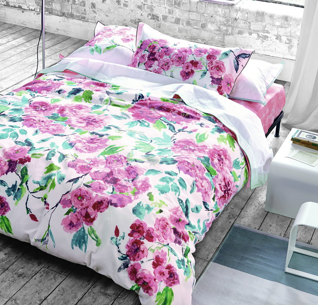 designers guild bettw sche herbst winter 2015 boudoir. Black Bedroom Furniture Sets. Home Design Ideas