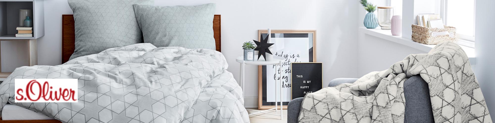 s oliver bettw sche und decken boudoir. Black Bedroom Furniture Sets. Home Design Ideas