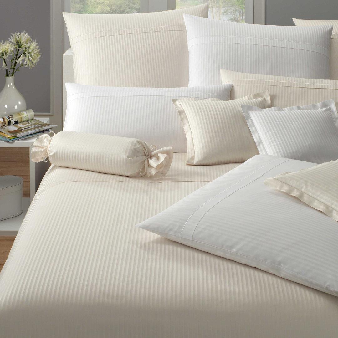 elegante classic milano satin bettw sche boudoir. Black Bedroom Furniture Sets. Home Design Ideas
