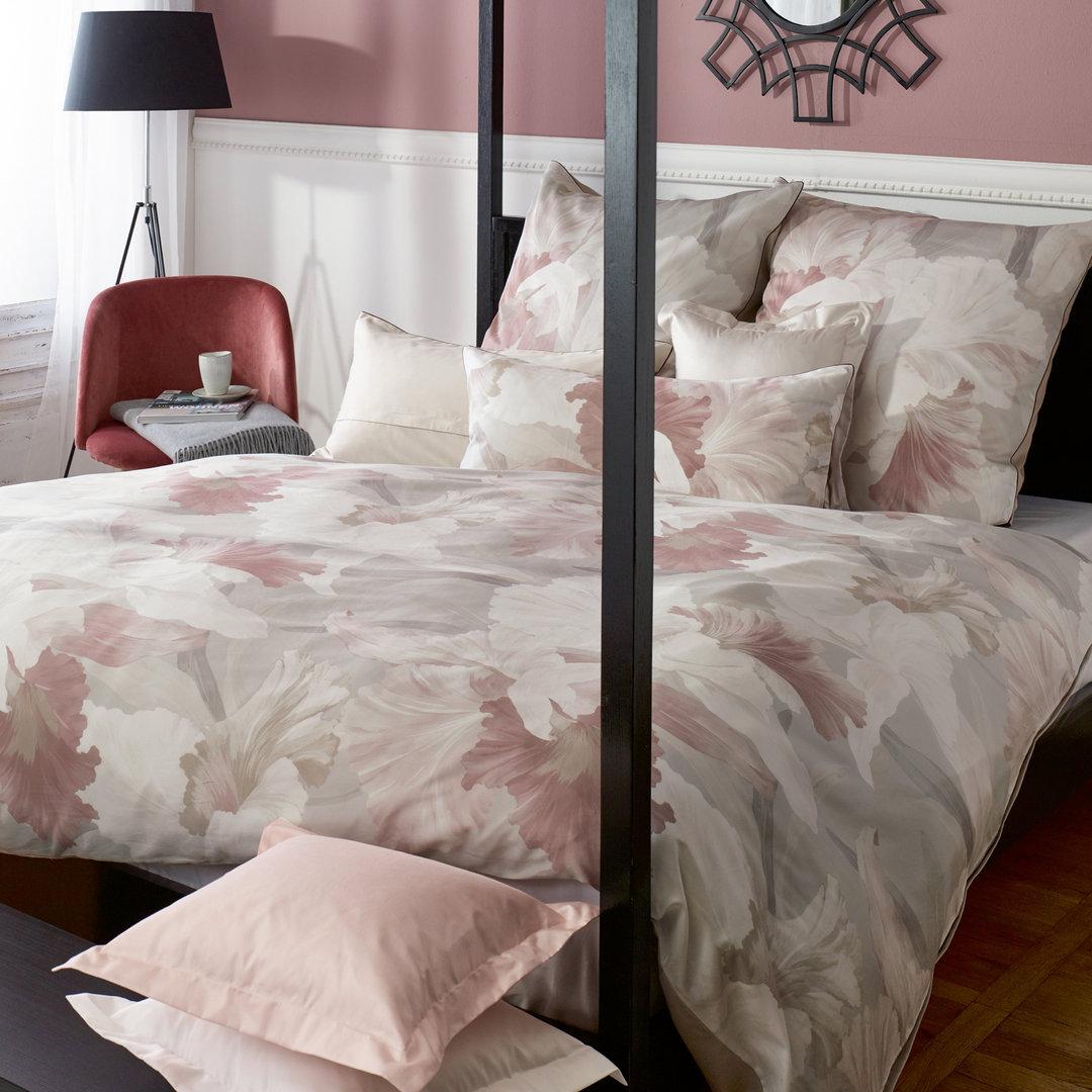 curt bauer marseille mako satin bettw sche pastell 1254. Black Bedroom Furniture Sets. Home Design Ideas